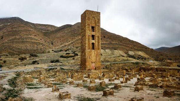 Beni Hammad Fort, Algeria. (Public Domain)