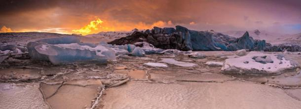 Beringia, the landmass that existed during glacial times was dry land. (Lukas Gojda / Adobe)