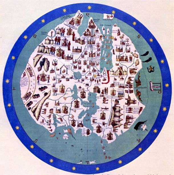 The Bianco map (1436).