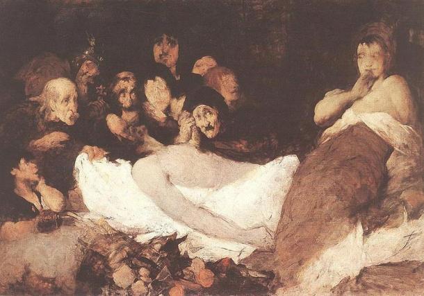 'Bier-Right' (1879) by Jenő Gyárfás.