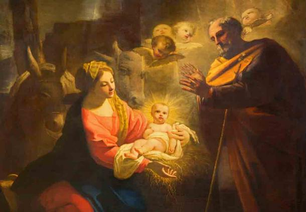 The birthday of a Sun God became the birthday of the Son of God. ( Renáta Sedmáková /Adobe Stock)