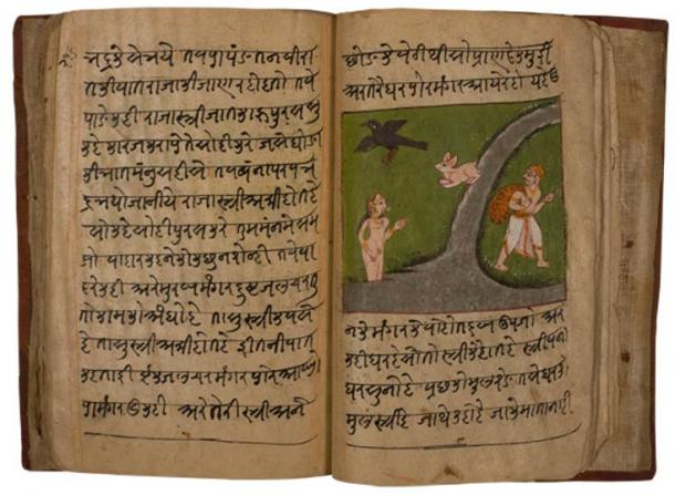 The Book of Panchatantra
