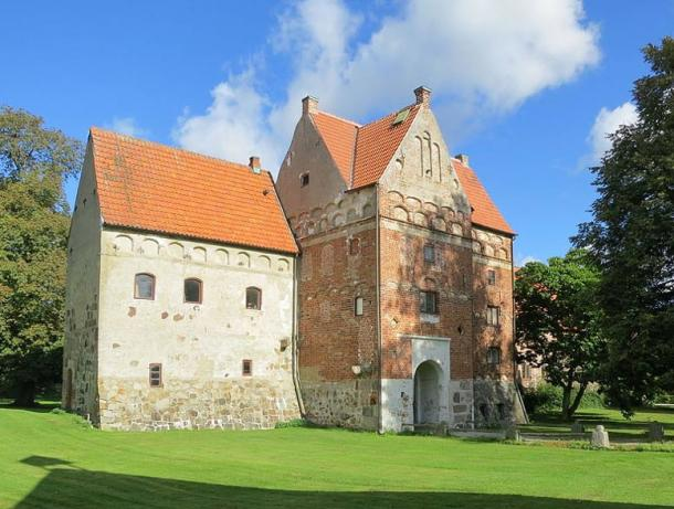 Borgeby Castle is a protected building in Sweden.