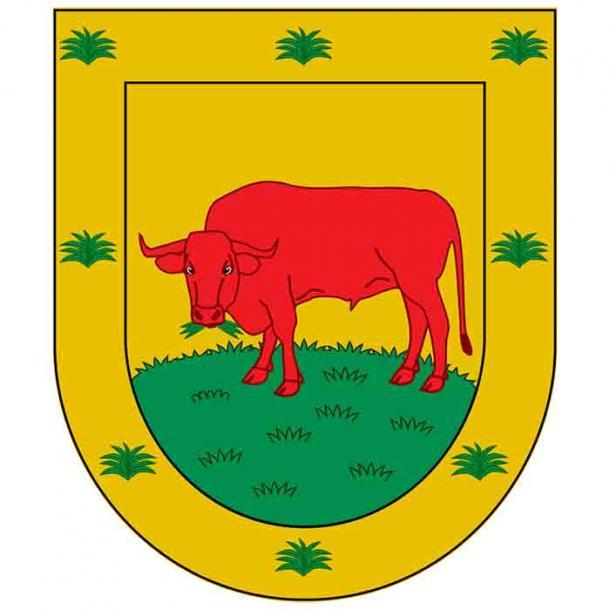 The coat of arms of the House of Borgia. (Echando una mano / CC BY-SA 3.0)