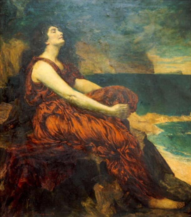 Branwen (1915) by Christopher Williams.
