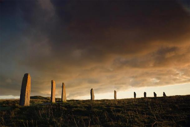 Stones of the Ring of Brodgar. (David Woods /Adobe Stock)
