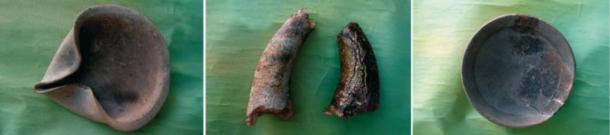 Bronze Age artifacts, Rio Tinto area, Huelva, Spain