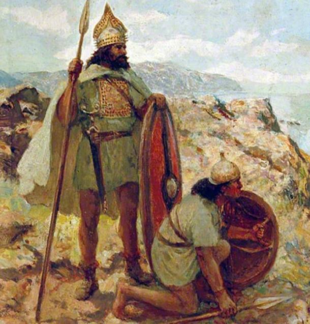 Bronze Age warriors