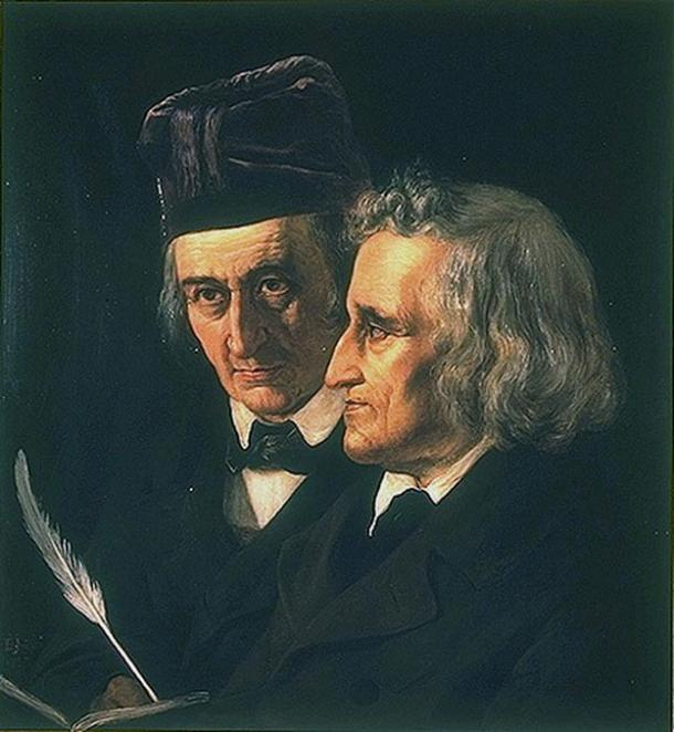 Fig 1. The Brothers Grimm. Grim by name and grim by nature, but highly intuitive.