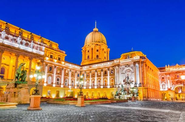 Buda Castle on Castle hill, Budapest (cge2010/  Fotolia)
