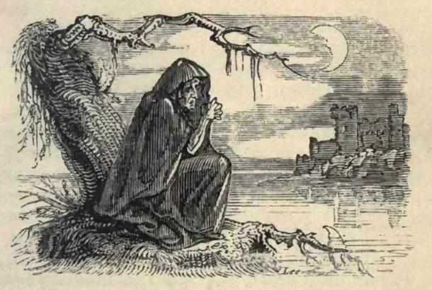 Bunworth Banshee, Fairy Legends and Traditions of the South of Ireland by Thomas Crofton Croker, 1825
