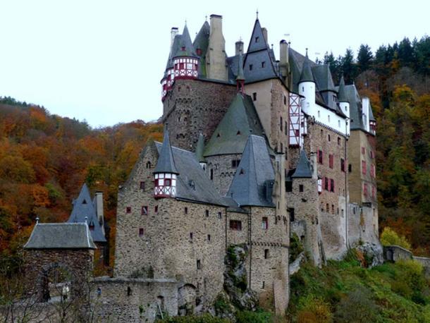 Burg Eltz Castle.