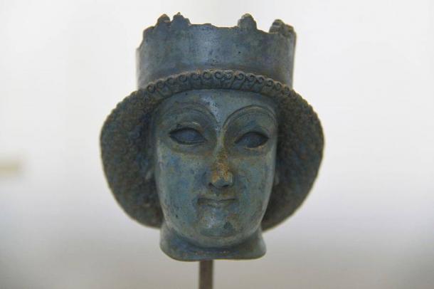 Bust of Atossa.