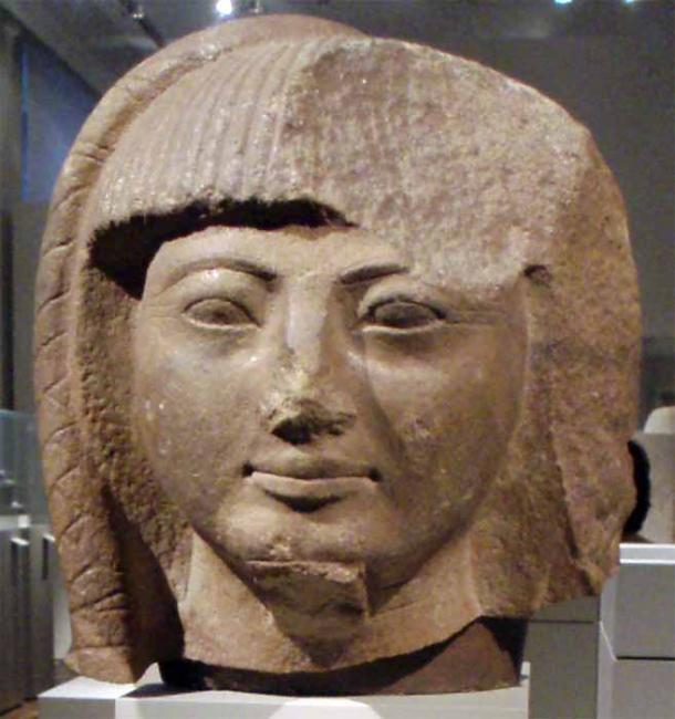 Photo of a bust fragment of Prince Khaemweset. (Keith Schengili-Roberts / CC BY-SA 3.0)