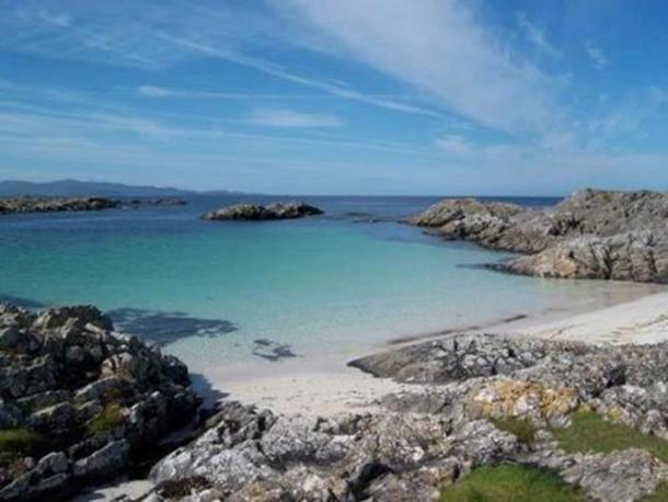 C. Arisaig: 56° 54′ 39.71″ N, 5° 50′ 33.07″ W (Author provided)