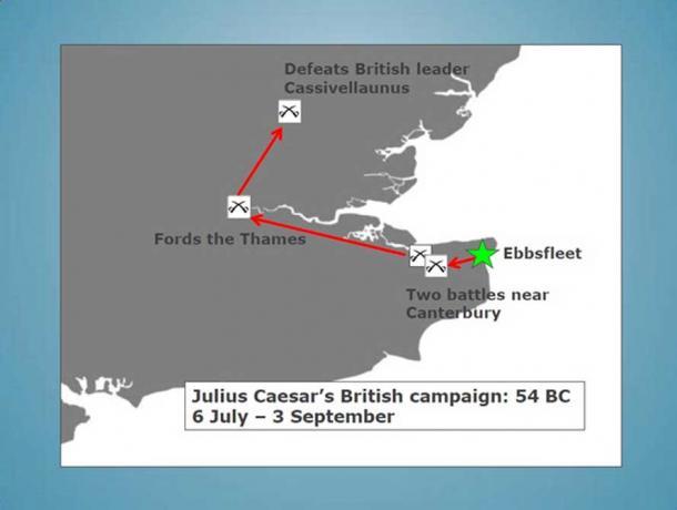 Caesar's British Campaign 54 BC