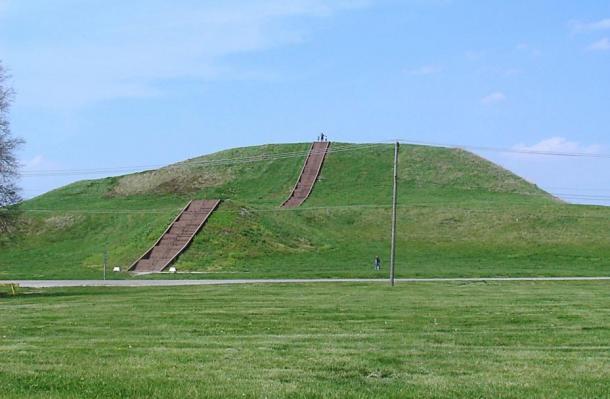 Monk's Mound Cahokia