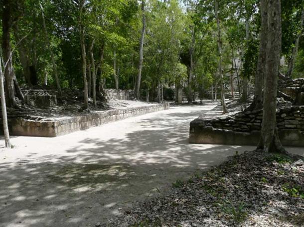 Calakmul ruins. (Pete Fordham/CC BY SA 2.0)