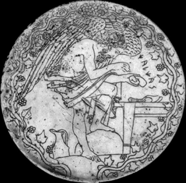 Calchas was a seer with a gift for interpreting the flight of birds. (Waterborough / Public Domain)