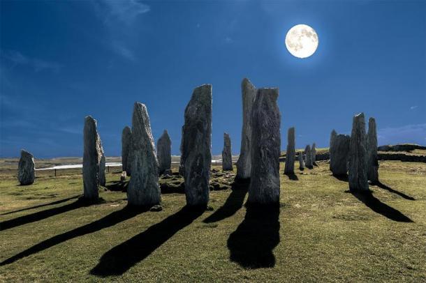 Callanish Standing Stones. (Fredy Jeanrenaud /Adobe Stock)