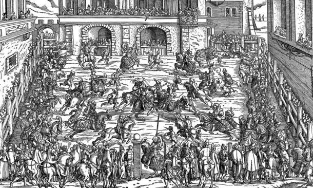 Calvary Sports - knightly competition in the Middle Ages and Renaissance
