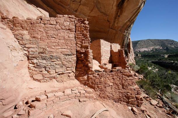 Canyons of the Ancients National Monument in Colorado (Bureau  of Land Management / Public domain)
