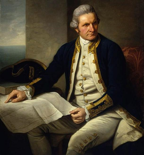 Captain James Cook first discovered Palmerston Island. (Trzęsacz / Public Domain)