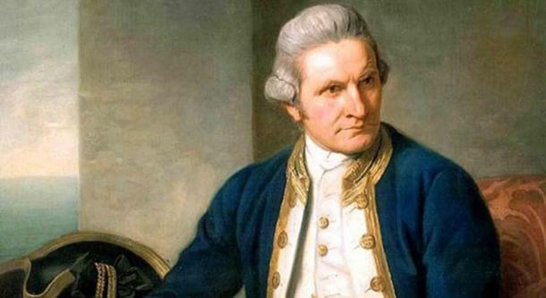 Captain James Cook (Public Domain)