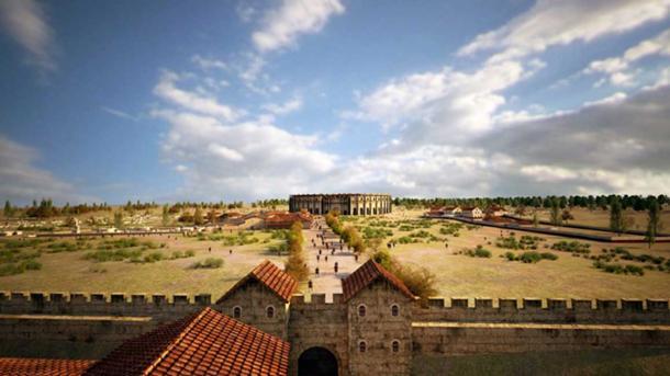 Carnuntum reconstructed