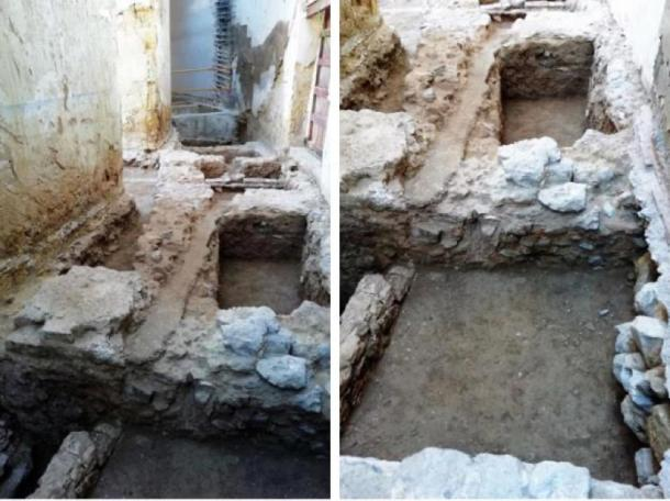 At the Cartagena amphitheater archaeologists discovered a 'carcer' that once held gladiators and ferocious animals. (Ayuntamiento de Cartagena)