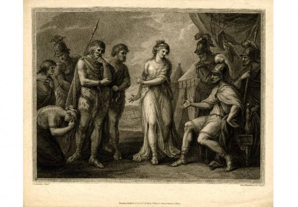 Mighty Cartimandua, Queen of the Brigantes Tribe and Friend to Rome