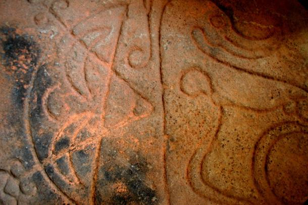 Carvings on an ancient Pictish stone, which researchers now believe is a formal written language (sbuwert / Fotolia)