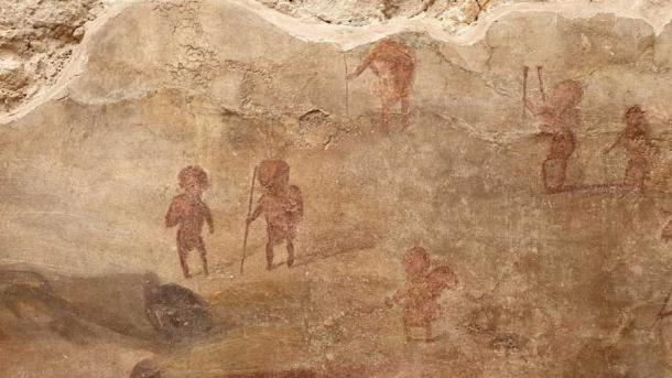 Scenes from far and wide adorn other walls as Casa dei Ceii. (Pompeii Sites)