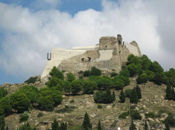 Castell de la Trinitat.