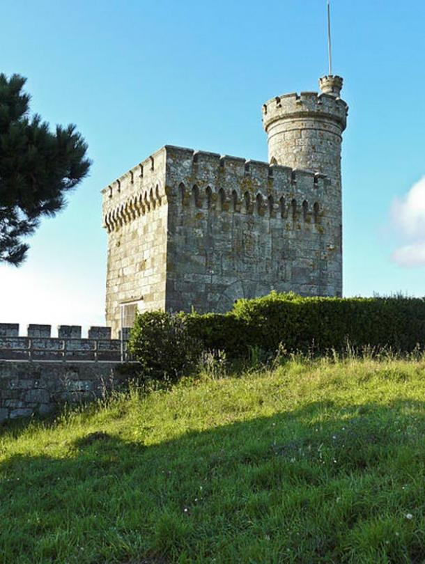 Castle Monterreal, Spain: Prince Tower.