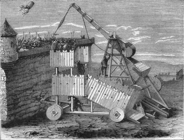 An Ancient Greek Machine Gun? The Innovative Catapult of ...