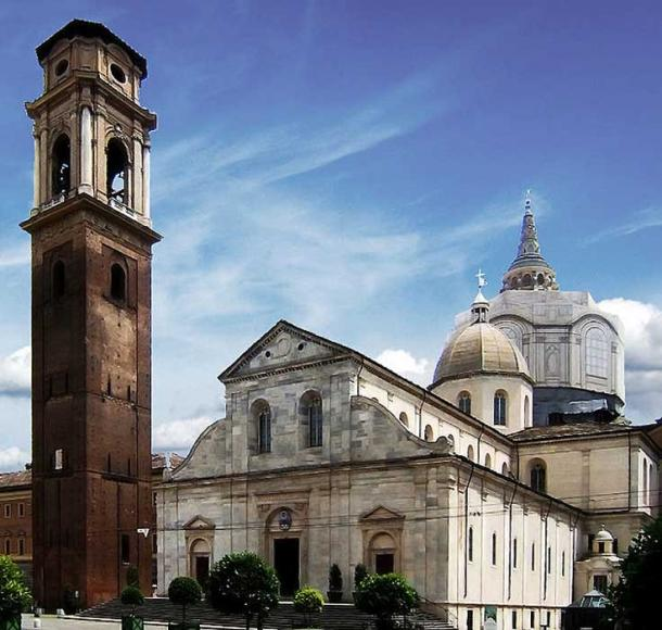 The Cathedral of Turin.