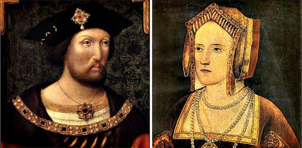 Mary was the only child (that lived to adulthood) of Henry VIII
