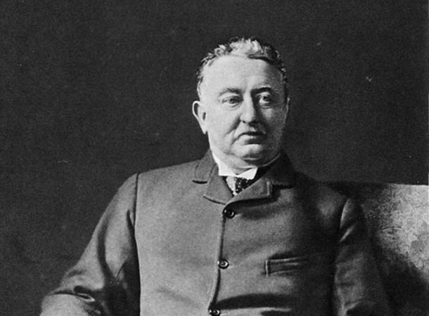 Cecil John Rhodes, 1853 - 1902 (Public Domain)