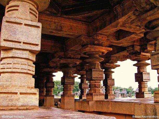 Central Shiva Temple at Warangal