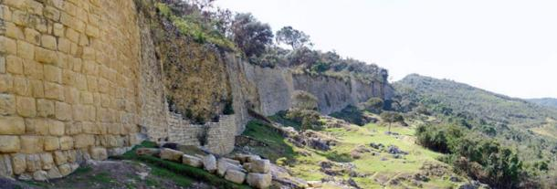 The Chachapoya city of Kuelap was huge and rivals other architectural feats in the ancient Americas.