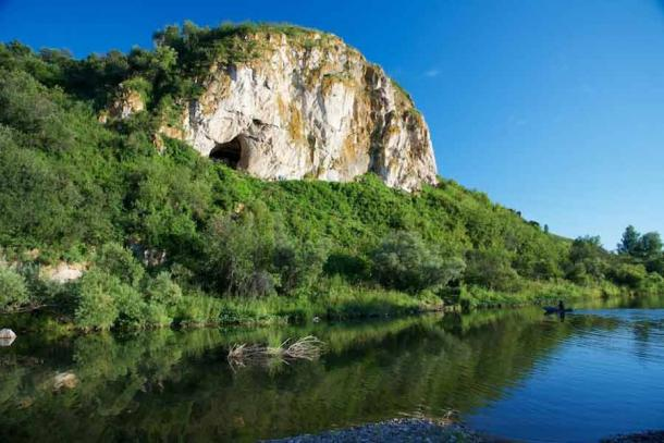 Chagyrskaya cave in the Altai mountains of Siberia was home to Neanderthals for tens of thousands of years and the current study also drew on Neanderthal DNA from this cave. (Dr. Bence Viola, Department Of Anthropology / University Of Toronto)