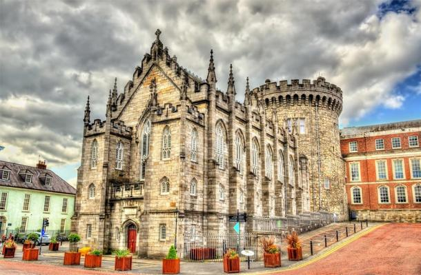 Chapel Royal, Dublin Castle, Ireland (Leonid Andronov / Adobe Stock)