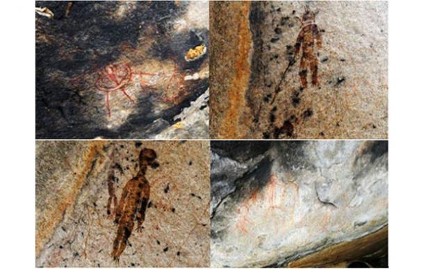 10,000-year-old rock paintings reflect belief we are not alone