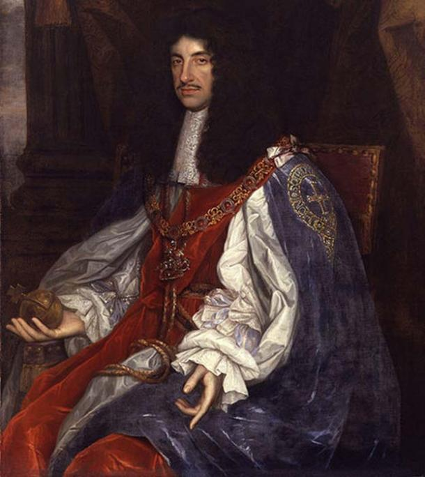 Charles II, the Royalists wanted to invade England from Ireland to restore Charles II onto the English throne. (Dcoetzee / Public Domain)