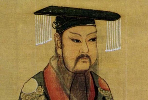 Ch'eng Tang, the first emperor in the Shang dynasty