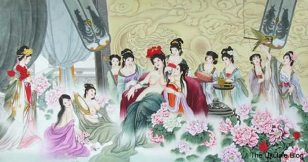 Chinese Concubines