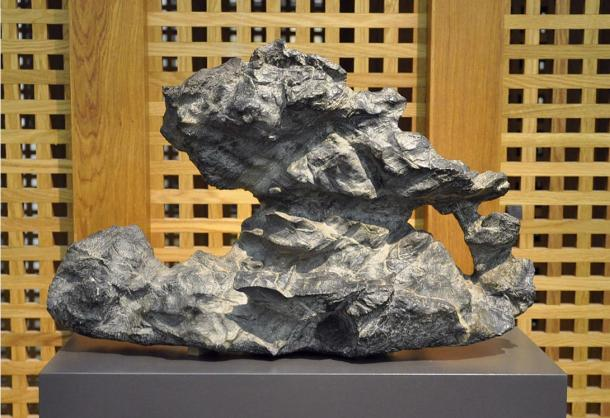 Chinese Scholar Rock, Ming Dynasty, 15th century.