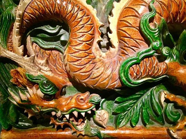 Chinese dragon. (CC0)