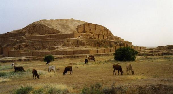 Choga Zanbil, Iran.